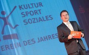 Gerd Edler Moderator Podiumsdiskussion