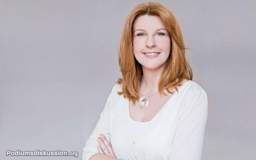 Manuela Stamm Moderatorin auf www.Podiumsdiskussion.org