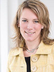 Katrin Seifarth Moderatorin Podiumsdiskussion